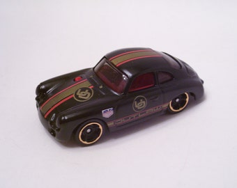 Porsche 356A Urban Outlaw : Hot Rod, Man Cave, Refrigerator, Tool Box, Stocking Stuffer, Magnet