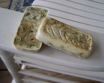 Lemon Verbena and Chamomile Goat Milk Skin Bar