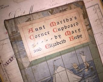 Aunt Martha's Corner Cupboard