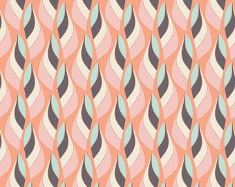 YARDS or HALF YARDS - Metamorphosis Quartz by Bonnie Christine for Art Gallery Fabrics