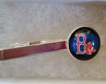Boston Red Sox Tie Clip