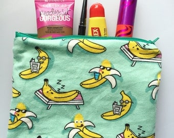 Its Bananas - Zipper Pouch