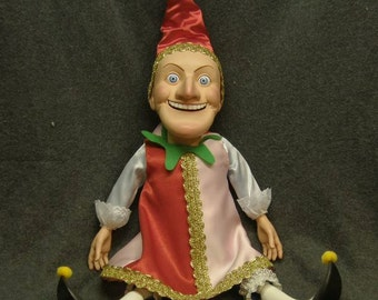 Mr. PUNCH puppet