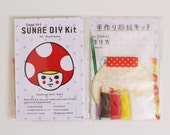 DIY SUNAE(Sand Art) Kit -Mushroom Kids-