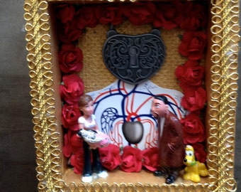 Day of the dead homie altar 3