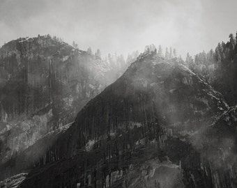 8x12 Glacier Point