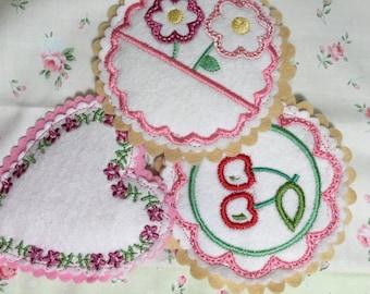 Tea Party Cookies and Tea