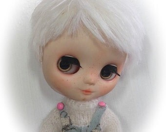 MADE TO ORDER custom made Pixie Cut