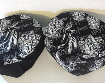 Harry Potter Bucharian kippah Bukkarian hat style yarmulke Hogwarts Griffindor--back to school