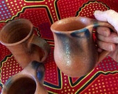 A Mug of Mica Clay from New Mexico