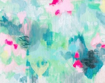 NEW! abstract fine art print . side work 6 . a4 - large format, four sizes . free shipping within australia