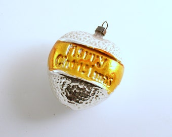 Vintage Christmas Ornament Glass Ornament Christmas Decoration