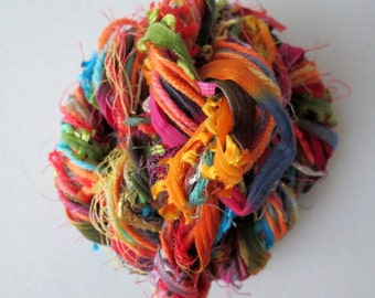Fibers Lot - Craft Supplies - Dreamcatcher - Altered Art Supplies - Knitting Supplies - Crocheting Supplies - Scarf Supplies - Fringe