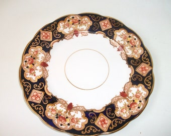 Royal Albert Bone China Heirloom Pattern Dish Plate England