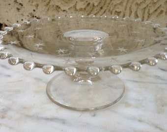 Antique Sweet cupcake stand