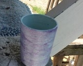 FREE with PURCHASE Painted Votive Candle Holder - Pay it Forward - Act of Kindness