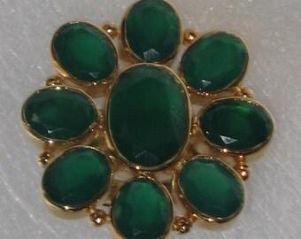 Powerful Beautiful Green Ring