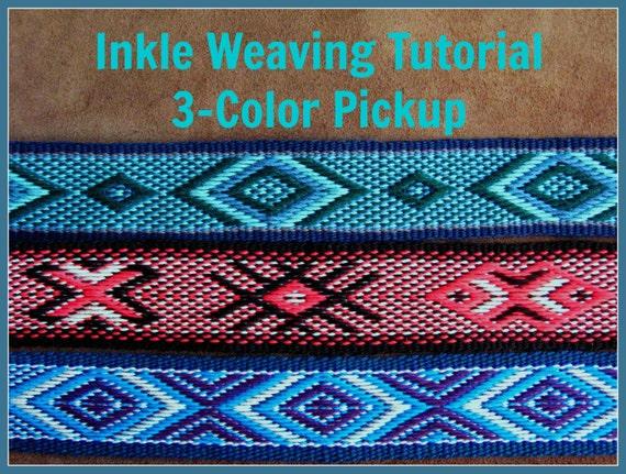 Learn tablet weaving loom