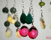 6 month EcoChic Designs Earrings-of-the-Month Subscription