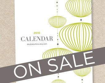 SUTTON 2016 CD Desk Calendar with case