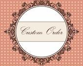 Custom order for crazysweetboys