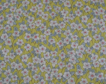 Liberty Fabric tana lawn Ffion  Fat Quarter fq Liberty Tissu