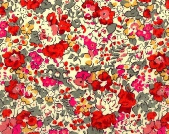 Liberty of London tana lawn fabric Claire Aude Fat Quarter Liberty Tissu
