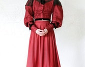 ON SALE Victorian 3pc Set . Top, 2 Skirts