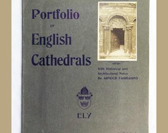 Ely Portfolio of English Cathedrals Fairbairns
