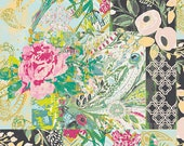 Collage Poise Glam Millie Fleur - Bari J. - Art Gallery Fabric - 100% Quilters Cotton Available in Yards, Half Yards and FQ's MFL-11354