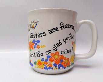 Vintage Sister mug