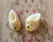 For Fidelia Fuuga Isilmë Firefly Faerie Fuzzy Lamb Slippers