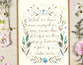Part of Us - Greeting Card