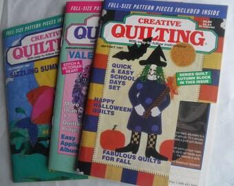 Creative Quilting Books