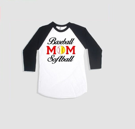 Baseball Softball Mom Shirt Baseball Mom Shirt By