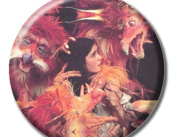 Labyrinth 1.75inch Pinback Button