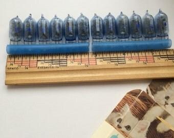 AG1B Flash Bulbs-Sylvania Blue dot Box of 12 NIB