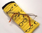 Eyeglass Case - Quilted