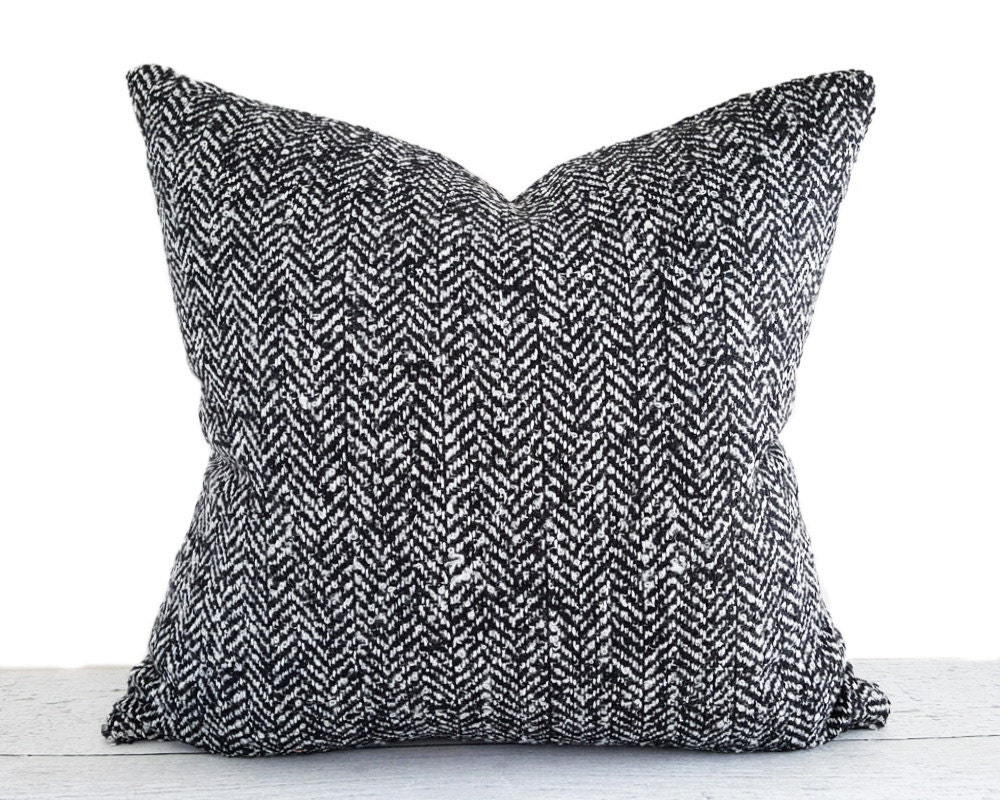 like this item - Black And White Decorative Pillows