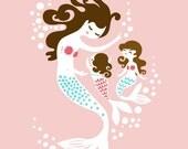 "8X10"" Mermaids"