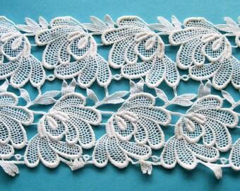 Vintage Flower Lace Trim