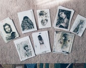 Surprise pack of 10 assorted prints!
