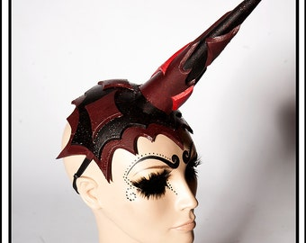 Dark Obsession… Unicorn Headdress