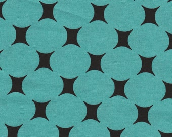 Michael Miller Atomic Dot - Fabric 1 yard off of bolt - more yardage available