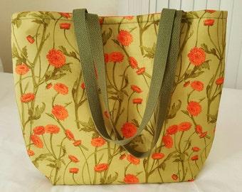 10% OFF SALE!  BoKa Beach Baby Bag in Field Flowers