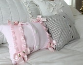 Custom Keepsake Memory Pillow Made from Child or Baby Shirt - Made to Order from YOUR Shirt