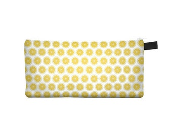 Lemon Pencil Case - Free shipping USA and Canada