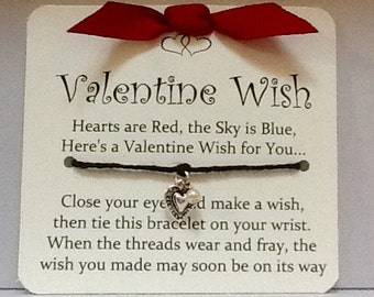 Valentine Wish Bracelet