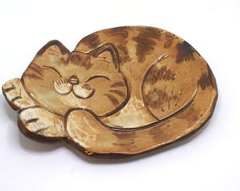 Small Cat Dish