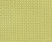 Cactus Calico Fabric, Denyse Schmidt Hope Valley, Piney Woods green, olive green fabric, choose size of cut